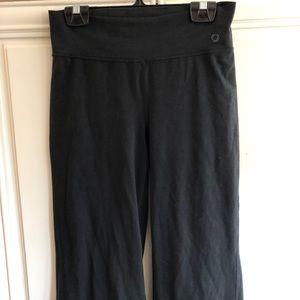 MEC organic cotton Capri yoga pants